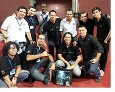 TECNAR, medalla de oro en el Caracas Bots 2013   Alianza Superior   Scoop.it