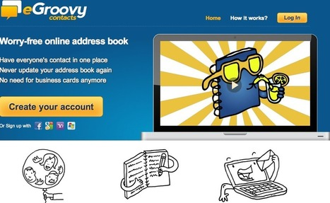 Worry-free online address book | Teaching & Learning Resources | Scoop.it