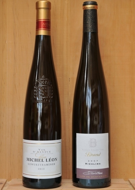 Is it time to check out the Alsace alternative? | In The Glass Wine and Spirits News | Scoop.it