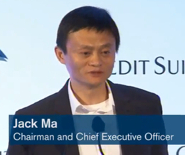 """Alibaba's Jack Ma Talks E-Commerce, Ecosystems, Slams the Broken """"Amazon ... - Tech in Asia   Center for Ecommerce Excellence (CEE)   Scoop.it"""