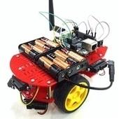 Robotics using BeagleBone Black brings embedded concepts to life - University Program - Blogs - TI E2E Community | Arduino, Netduino, Rasperry Pi! | Scoop.it