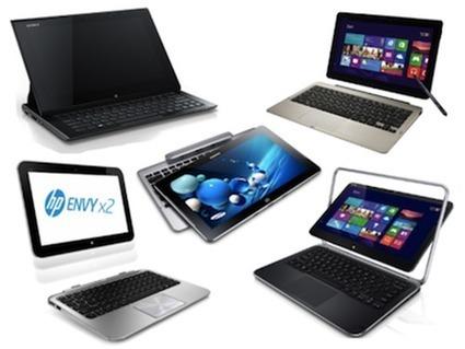 Tablettes hybrides et PC transformables : comment choisir ? | Au fil du Web | Scoop.it