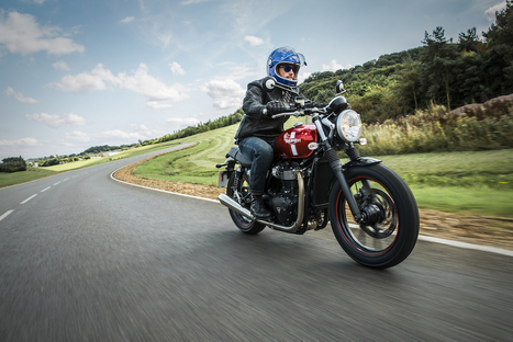 Triumph Motorcycles' national Street Twin store launch | Motorcycle Industry News | Scoop.it