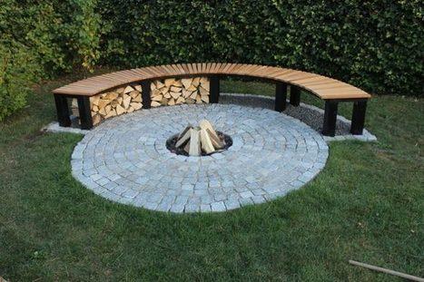 Une cheminée pour le jardin :-) | DIY | Scoop.it