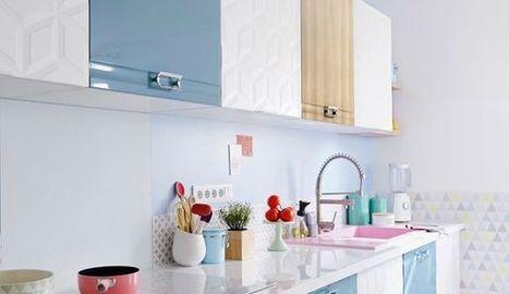 [DECO] Relooker une cuisine : idées tendance et originales | La décoration par Maison Blog | Scoop.it