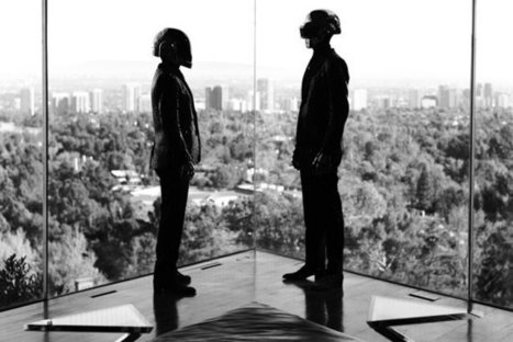 Daft Punk's 'Human After All' remix package is now available   DJing   Scoop.it