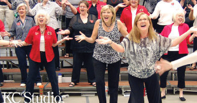 The Kansas City Chorus of the Sweet Adelines: United in Song | KC Studio | OffStage | Scoop.it