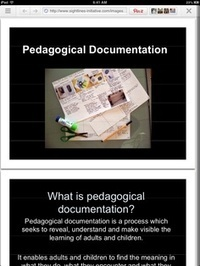 Documentation for the Early Years | Pedagogical Documentation | Scoop.it