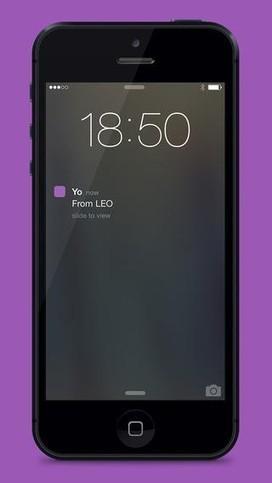 "Yo, the Smartphone App That Just Says ""Yo,"" Has Been Hacked - Slate Magazine (blog) | Iphone Repair | Scoop.it"