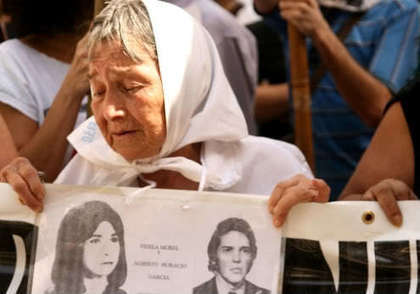 Argentina Mothers of Plaza de Mayo: Living legacy of hope and human rights | Gender and Crime | Scoop.it