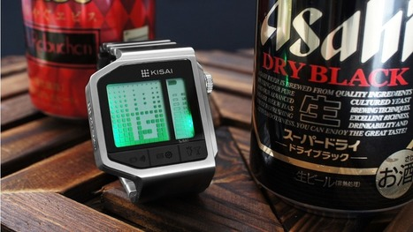 This Watch Will Tell You If You're Too Drunk to Drive | Mobile Health: How Mobile Phones Support Health Care | Scoop.it