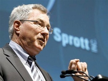 Billionaire Eric Sprott - Gold To Rise 500% From Current Levels   Gold and What Moves it.   Scoop.it