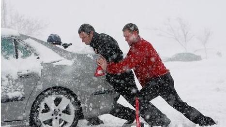 Vožnja automobila zimi - Otkup automobila Blog | Otkup automobila | Scoop.it