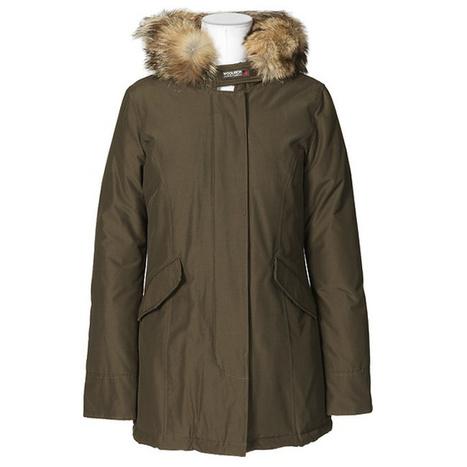 Woolrich Donne Artie Parka Scuro Verde Autorizzazione On-line | Fashion world! | Scoop.it