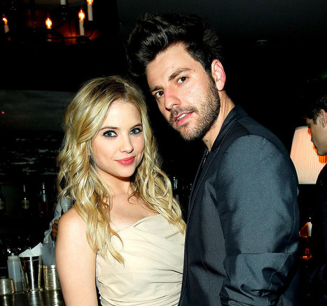 Ashley Benson Dating Ex-Boyfriend Ryan Good Again, Make Out at Birthday Party in NYC | Hot Holly18-1 | Scoop.it