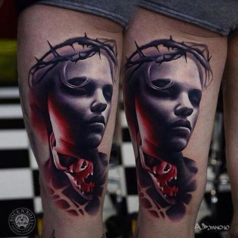 Inked Body Art on Twitter | Tattooed | Scoop.it