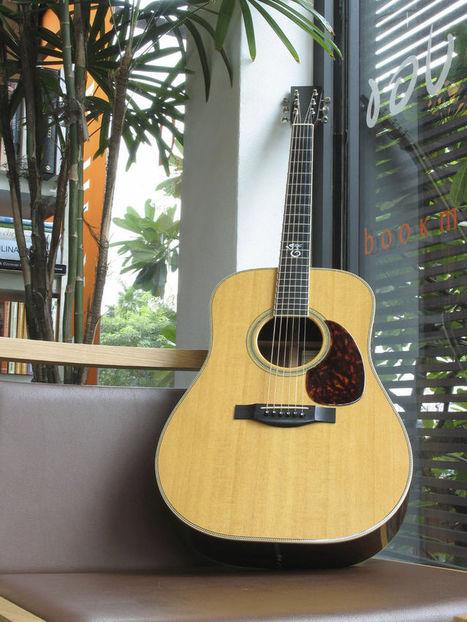 Santa Cruz Tony Rice Guitar | Guitars | Scoop.it