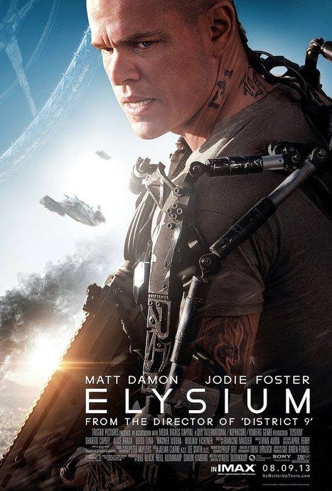 Elysium | Christopher Lock Mini-Film Reviews | Scoop.it