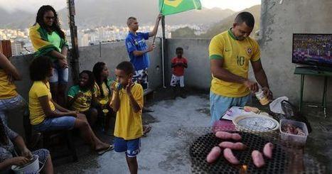 Brésil 2014 : les défaites ne sont pas bonnes pour la santé des... supporteurs   Santé   Scoop.it