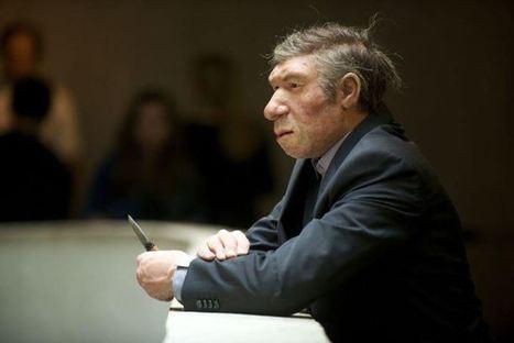 Alemania. Exhiben al Neandertal vestido de traje en el Museo Neandertal de Mettmann | Aux origines | Scoop.it