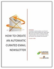 How to Create a Curated Email Newsletter | Technology in Art And Education | Scoop.it