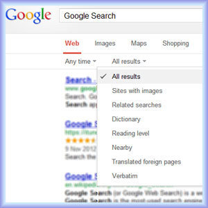 More Free Google Search Tools You Might Not Be Using So Much | The Morning Blend | Scoop.it