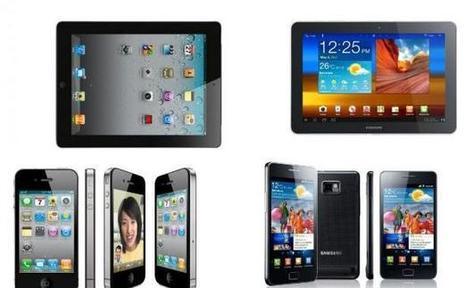 Etats-Unis: Apple obtient l'interdiction de la vente de plusieurs appareils Samsung | Geeks | Scoop.it