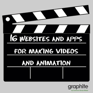 16 Websites and Apps for Making Videos and Animation | Technology in schools | Scoop.it