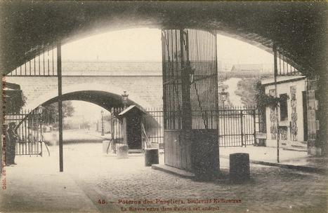 PARIS UNPLUGGED: 1841 - La poterne des Peupliers | GenealoNet | Scoop.it