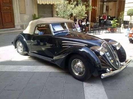 Auto d'epoca a Chieti, Old Motors replica e si prenota per il 2015 - Chietitoday | OLD CAR & funs | Scoop.it