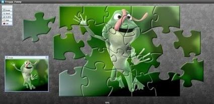 Jigsaw Planet - Permite crear puzzles a partir de las imágenes que subamos a la web | Las TIC en el aula de ELE | Scoop.it