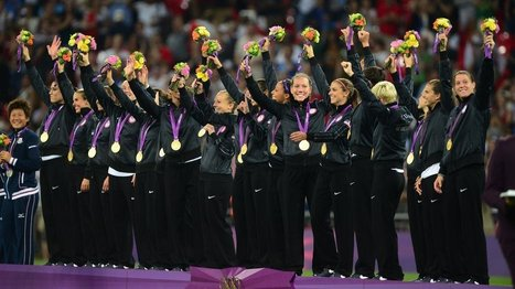 USWNT and Body Image: Thoughts for Eating Disorder Awareness ... | Eating Disorders and Body Image | Scoop.it
