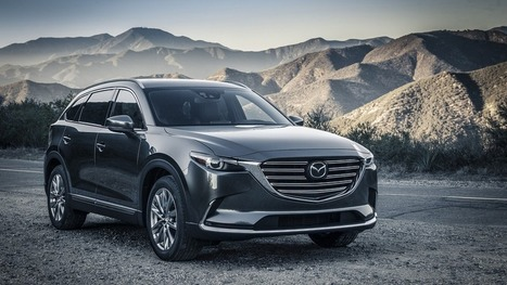 Mazda's new CX-9 offers family-friendly semi-autonomous tech | alisterbrook | Scoop.it