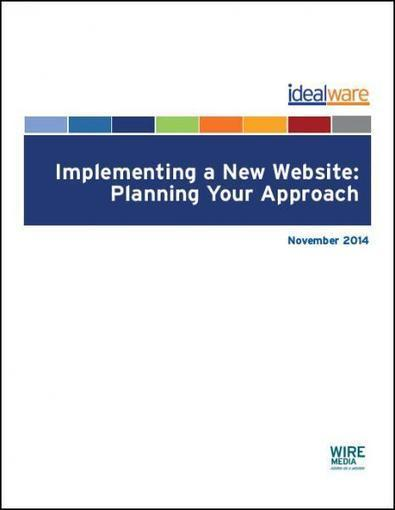 Implementing a New Website: Planning Your Approach | Idealware | Social Media & sociaal-cultureel werk | Scoop.it