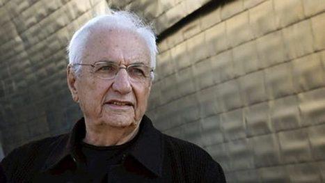 El arquitecto Frank Gehry, Premio Príncipe de Asturias de las Artes ... - RTVE | Arquitectura consciente | Scoop.it
