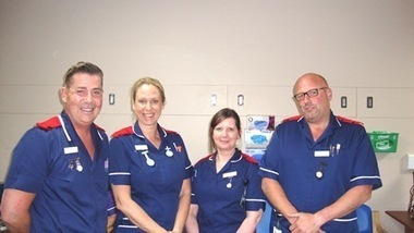 Brighton and Sussex University Hospitals - Super new look for nurses in charge | Brighton and Sussex University Hospitals NHS Trust | Scoop.it