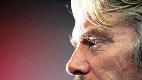 """11 Questions For Richard Branson In A Place Called """"The Shag Room"""" 