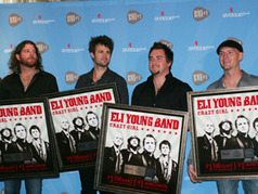 Eli Young Band's First No. 1 Single Creates Party Atmosphere at BMI - CMT.com | Texas Music | Scoop.it