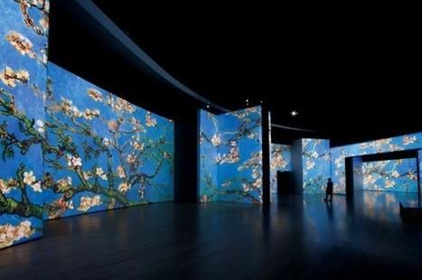 IL Y A 1 AN...Les outils numériques révèlent les traits de pinceaux et les secrets des oeuvres de Van Gogh | Clic France | Scoop.it