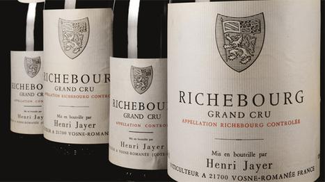 TOP 10 des vins les plus chers au monde selon Winesearcher - Blog World Grands Crus | stuff | Scoop.it