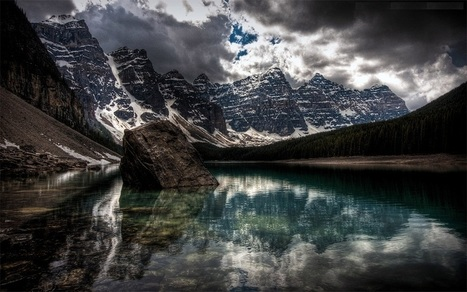 Moraine Lake Canada | Everything from Social Media to F1 to Photography to Anything Interesting | Scoop.it