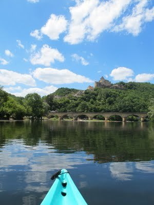 Mary Middleton Design: A view from my canoe: Châteaux hopping on ... | Canoeing & kayking | Scoop.it