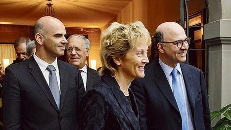 Fiscalité : Pierre Moscovici accentue la pression sur la Suisse - Le Figaro | Suisse | Scoop.it