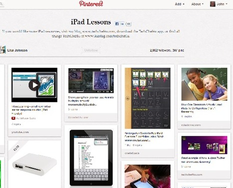 iPad Lessons | The Best Of Mlearning iPaded BYOD | Scoop.it