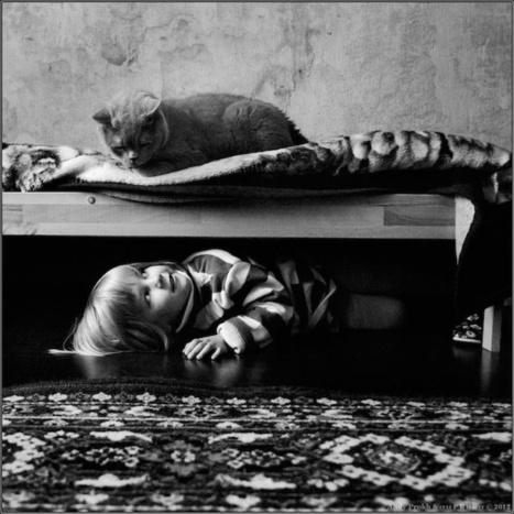 Heartwarming Friendship Between a Girl and Her Cat - My Modern Metropolis   Le It e Amo ✪   Scoop.it