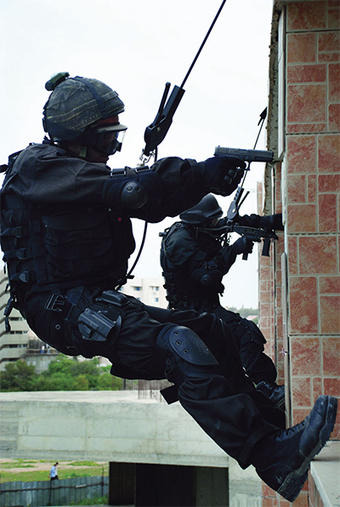 News | Tar Today - Milipol Edition - Rappelling Projects | TAR Ideal Concepts | TAR Ideal Concepts | Scoop.it