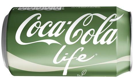Coca-Cola Life: Coke with fewer calories and less sugar to tackle obesity (?) | Brand Marketing & Branding | Scoop.it