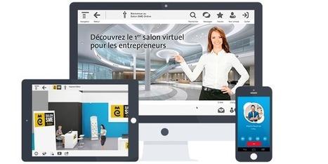 Salon SME Online – 1er Salon virtuel pour les entrepreneurs   Communication pour TPE - PME   Scoop.it