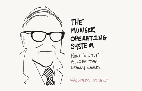 The Munger Operating System: A Life That Really Works | Personal Development | Scoop.it