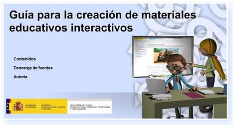 Guía para la creación de materiales educativos interactivos | #CentroTransmediático en Ágoras Digitales | Scoop.it